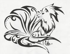 Tribal Ninetales
