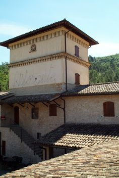 "Our old Tower.   The ""Valle Rosa"" just outside beutiful Spoleto, will welcome you in a warm and friendly environment, with attentive and discreet staff. We want you to feel ""at home in Umbria"". So like any good home, we have great food and great service delivered with a smile."