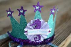 Couronne princesse - Ariel la petite sirène