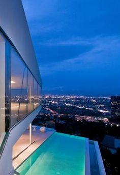 Hollywood Hills Homes | 7691 Mulholland Hollywood Hills | Los Angeles Real Estate | Ben Kruger ...