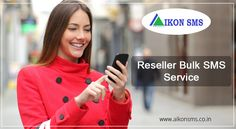 Become a #reseller with one of the India's most trusted Bulk #SMS service providers. More info here: https://aikonsms.co.in/reseller