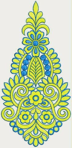 Classy Patch Work Designs 2014 - Embdesigntube Floral Embroidery Patterns, Hand Embroidery Flowers, Embroidery Hoop Art, Lace Patterns, Hand Embroidery Designs, Embossed Fabric, Pencil Design, Wood Burning Patterns, Patch Design