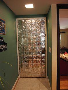 Cool DIY door remodel project. - http://www.pinterestspot.net/cool-diy-door-remodel-project/