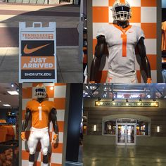 Picked up some Nike gear at Neyland today!