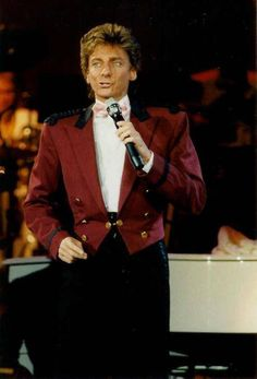 Barry Manilow Copacabana Tour.