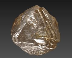 Natural Diamond. Democratic Republic of the Congo.