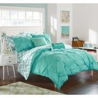 Teen Girl Bedrooms dreamy note - Delightful and sweet decor tips and tricks. Categorized in teen girl bedrooms small space , pinned on this day 20190702 Aqua Comforter, Full Comforter Sets, Teen Bedding, Bedding Sets, King Comforter, Turquoise Comforter, White Bedding, Blue Teen Girl Bedroom, Teen Girl Bedrooms