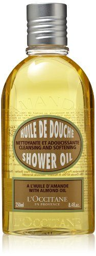 TOPSELLER! L`Occitane Almond Shower Oil, 8.4 fl.... $23.90  This is my favorite body product.  Not only does it leave your skin feeling smooth and hydrated but the smell is AMAZING!
