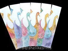 Bookmarks  Books  Bird  Colourful Birds  Bird by shelikesthis