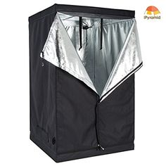 Special Offers - Cheap iPyarmid 48x48x78 Indoor Grow Tent Room Reflective 600D Mylar Hydroponic Non Toxic Hut - In stock & Free Shipping. You can save more money! Check It (December 10 2016 at 10:46AM) >> http://growinglightfixtures.com/cheap-ipyarmid-48x48x78-indoor-grow-tent-room-reflective-600d-mylar-hydroponic-non-toxic-hut/