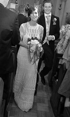 Un #vestido de #Novia #Vintage