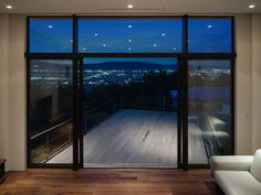 Modern Mountain Cabin House Glass And Door Window - Your Home Design (shared via SlingPic)