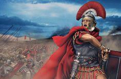 Centurion Rome History, Ancient History, Ancient Rome, Ancient Greece, Romulus And Remus, Roman Centurion, Roman Legion, Medieval World, Roman Soldiers