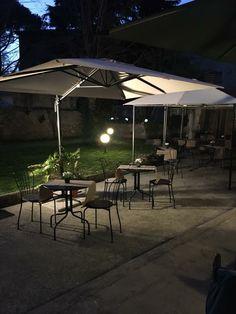 Giardino by night! Hotel Minerva*** Pisa