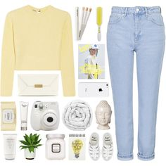 A fashion look from February 2016 featuring Miu Miu sweaters, Topshop jeans and Dr. Martens sandals. Browse and shop related looks.