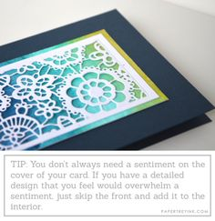 Interior Sentiment Tip