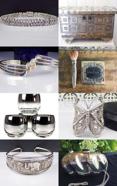Silver Of  Winter by Carmen Wagner on Etsy--Pinned with TreasuryPin.com
