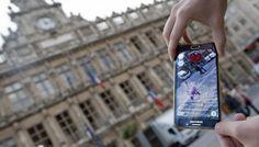 Pokémon Go : le ministère de la Défense redoute des intrusions dans ses installations militaires http://vdn.lv/YT6etQ