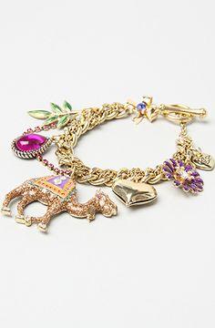 Betsey Johnson The Camel Charm Bracelet : Karmaloop.com - Global Concrete Culture