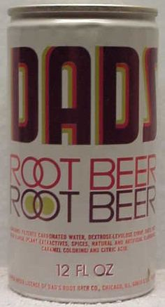 Dads Root Beer, Beer Company, Red