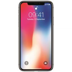 Telefon mobil Apple iPhoneX, 256GB, 4G, Space Grey