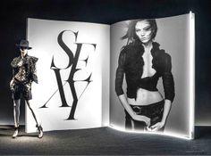 Sexy, Printemps/Vogue, Paris, pinned by Ton van der Veer