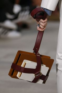 'Guccy' Clutches, Prada's Comic Totes, and More of the Best Bags From Milan Fashion Week