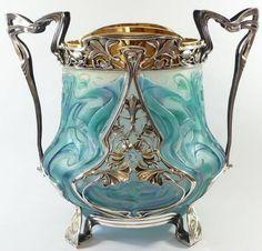 Art Nouveau - Coupe ou Vase - Loetz