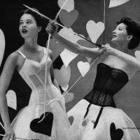 Merry Widow by Warner's 1956