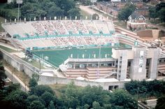 Atlanta 1996 Olympic Venues, Marina Bay Sands, Olympics, Atlanta, Mansions, House Styles, Building, Travel, Viajes