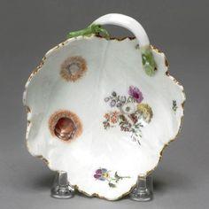 Nut Dish, c. 1750,  Meissen Porcelain Manufactory