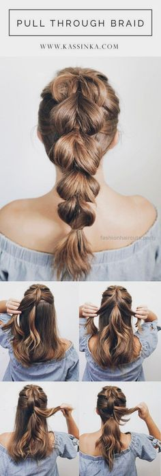 Introducing hair tutorials for shorter hair! Braids can help complete your loo… Introducing hair tutorials for shorter hair! Braids can help complete your look for any style. If you have medium thick hair then this style is pe .. http://www.fashionhaircuts.party/2017/07/02/introducing-hair-tutorials-for-shorter-hair-braids-can-help-complete-your-loo/