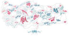 Türkiye Roman Haritası – Türkiye'nin Roman Haritası Diagram, World, Books, Reading, Libros, Book, Reading Books, The World, Book Illustrations