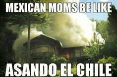 Mexican mom be like