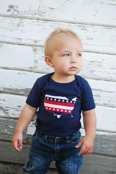 Fourth of july outfit for boys