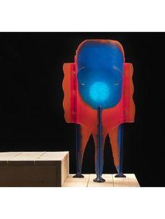 "Lamp table Meritalia ""Edizioni del Pesce"" Elephant Lamp design Gaetano Pesce"