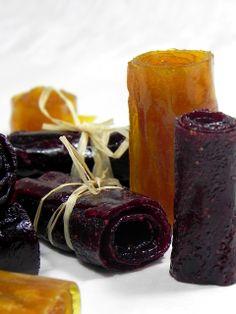 Fabryka Kulinarnych Inspiracji: Owocowe rolki