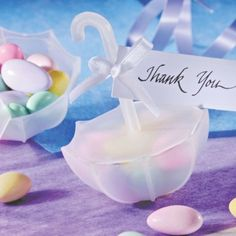 Umbrella Wedding Favor Kit 24ct - Bridal Shower Favor Kits - Bridal Shower - Special Occasions - Categories - Party City Canada