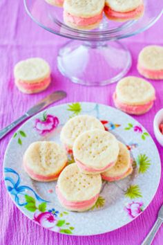 Cookies Archives - Page 3 of 9 - Averie Cooks Cream Wafer Cookies Recipe, Cake Mix Cookies, Sugar Cookies Recipe, Sandwich Cookies, Yummy Cookies, Shortbread Cookies, Cookie Butter, Buttery Cookies, Mini Cookies