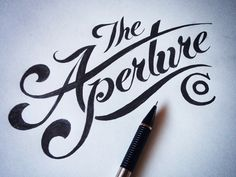 The Aperture Co Sketch