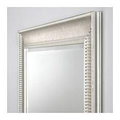 Mantle mirror on pinterest dresser vanity oval mirror - Mantel plastificado ikea ...