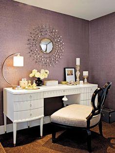 New Home Interior Design: Makeup Vanity Ideas  | followpics.co