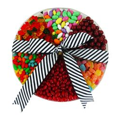 Wonderful top quality candies! Candy Gift Baskets, Gourmet Gift Baskets, Candy Gifts, Halloween Gift Baskets, Halloween Gifts, Jordan Almonds, Bing Cherries, Variety Of Fruits, Gummy Bears