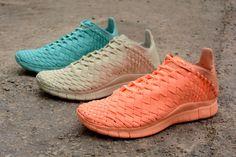 Nike Free Inneva Woven Tech Sea Glass   Sole Collector