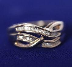 Online veilinghuis Catawiki: Geelgouden Ring 10 karaats goud