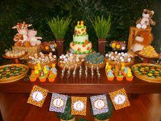 Divina Festivitá: Festa Safari