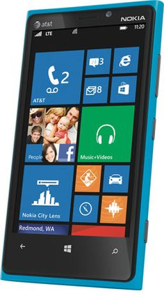 Nokia Lumia 920 and 820 land stateside as AT exclusives