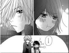 I don't know what manga it's from...but it's super cute! XD