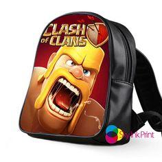 clash of clans FS27 School Bag