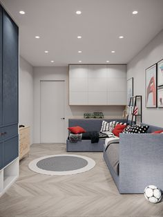 43 Ideas Baby Room Scandinavian Style Interior Design For 2019 Kids Room Design, Home Office Design, Interior Design Living Room, Baby Design, Room Decor Bedroom, Kids Bedroom, Bedroom Ideas, Boy Room, Twin Room